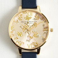 As Flowers Turn to Minutes Watch | Mod Retro Vintage Watches | ModCloth.com