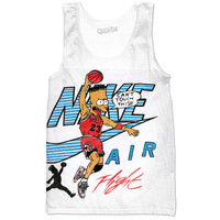 Bark Nike Air Flight Tank Top
