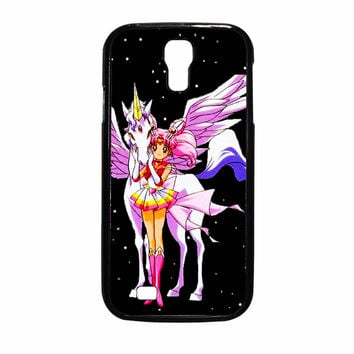 Sailor Moon Unicorn 2 Samsung Galaxy S4 Case