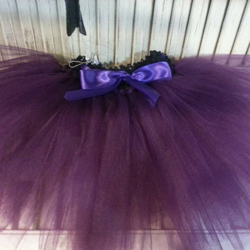 Tutu Purple Tutu Skirt Baby Tutu Toddler Tutu Birthday Tutu