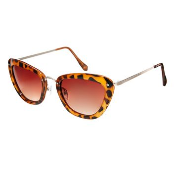 Jeepers Peepers Exclusive to Asos Florence Cateye Sunglasses