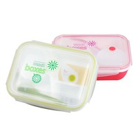 4 Compartments Bento Set For Kids Multifunctional Lunchbox For Lady Microwaveable Bento Box For Adults Food Container
