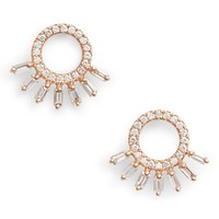 Dana Rebecca Sadie Starburst Stud Earrings | Nordstrom