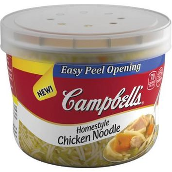 CAMPBELL'S SOUP & MEAL