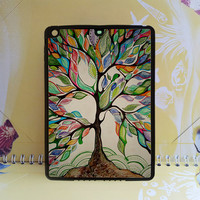 Love Tree ,paiting for ipad 2 case,ipad mini 2 case,ipad air case,ipad mini case,ipad 3 case,ipad 4 case,new ipad case,ipad cover