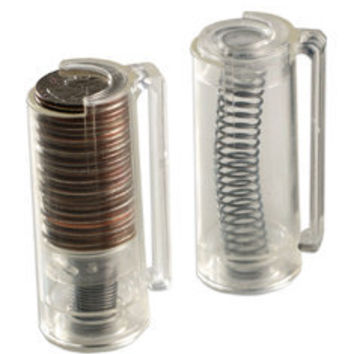Quarter Dispenser Coin Holder