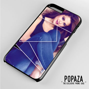 Selena Gomez Funny iPhone 6 Plus Case Cover