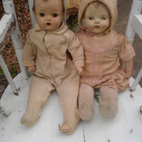 Vintage Antique Baby Dolls