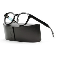Oliver Peoples 5036 Sheldrake Eyeglasses 4270 Black with Clear Demo Lenses