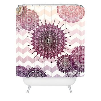 Monika Strigel Sweet Boho Dreams Shower Curtain
