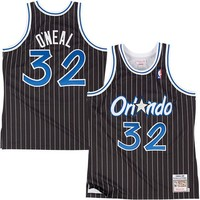 Mitchell & Ness Orlando Magic Shaquille O'Neal 1994-95 Hardwood Classics Authentic Alternate Jersey