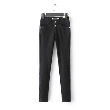 Classics Stretch Jeans Slim Skinny Pants [6332326596]