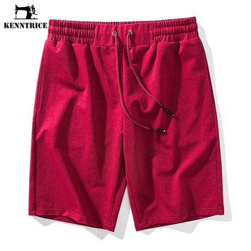Shorts Summer Men's Shorts Thin Knit Male Short Pants