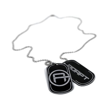 Adapt Dog Tags - Black – FaZe Clan