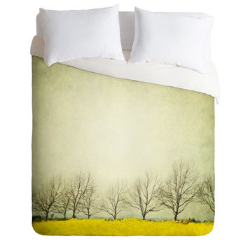 Shannon Clark Change Of Season Duvet Cover