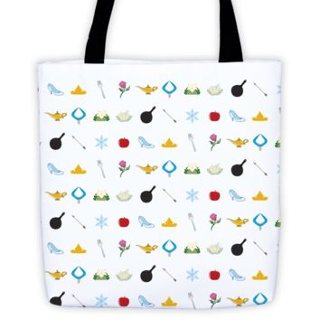 Princess Friends Tote