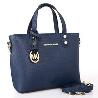 MK Women Shopping Bag Leather Satchel Handbag Shoulder Bag Crossbody