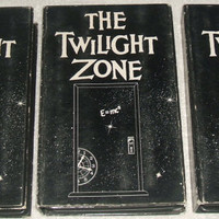 The Twilight Zone Rod Serling VHS VCR Video Cassette Tape Lot of 3 Columbia House Video Collection Original Television Series