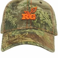 The Game's Women's Realtree Girl Relaxed Camo Cap - Max1