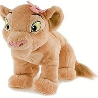 Disney Lion King Exclusive 11 Inch Deluxe Plush Figure Young Nala