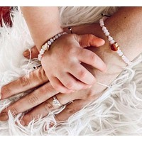 Mommy + Me Bracelet Set