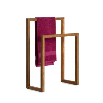 Towel rack by TRIBÙ