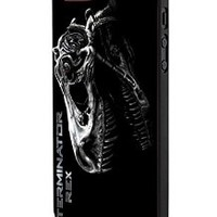 Terminator Rex iPhone 5 Case Hardplastic Frame Black Fit For iPhone 5 and iPhone 5s
