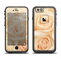 The Subtle Roses Apple iPhone 6 LifeProof Fre Case Skin Set