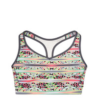 The Player by Victorias Secret Racerback Sport Bra - Victoria's Secret Sport - Victoria's Secret