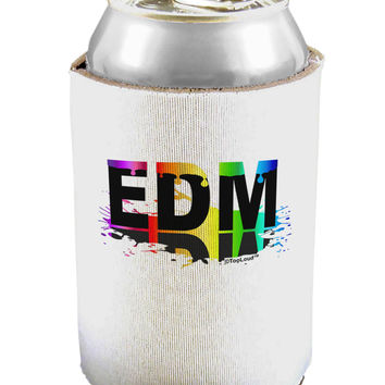Paint EDM Can / Bottle Insulator Coolers