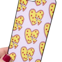 Pizza Heart iPhone 6 Case