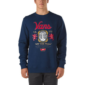 Cold One Crew Sweatshirt | Shop at Vans