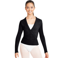 Adult Classic Knit Wrap Sweater
