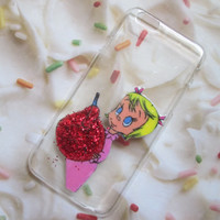 Cindy Lou Who The Grinch iPhone Christmas Case