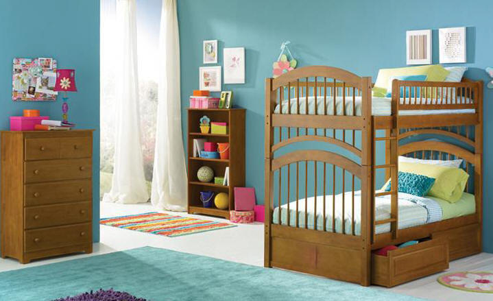 Thompson Bunk Beds
