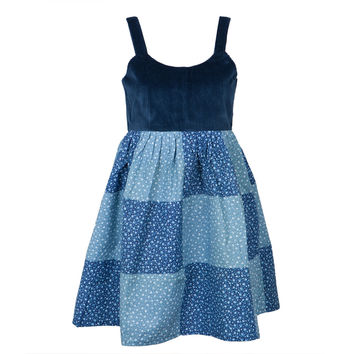 Cord & Calico Spinner Juniors Dress