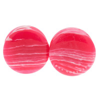Strawberry N Cream Glass Plugs