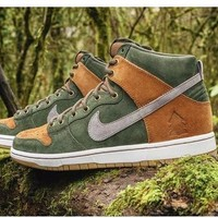 Nike SB Dunk High Premium Homegrown Sneakers