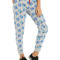 Disney Lilo & Stitch Hi Print Girls Jogger Pants