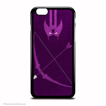 Hawkeye Avengers Superhero Logo Walt Disney Marvel Comics Characters Case For Iphone Case