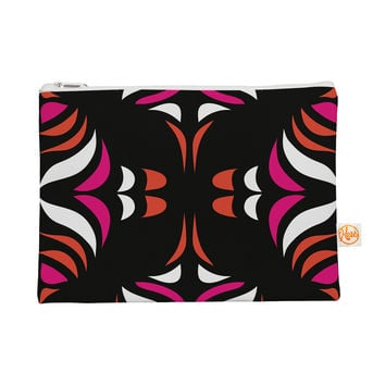 "Miranda Mol ""Magenta Orange Hawaiian Retro"" Everything Bag"