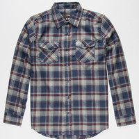 Hurley Dri-Fit Bailey Mens Shirt Blue  In Sizes