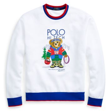 Hi Tech Bear Sweatshirt