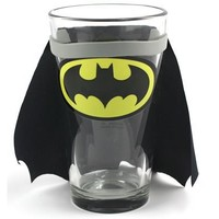 Batman - Caped Pint Glass
