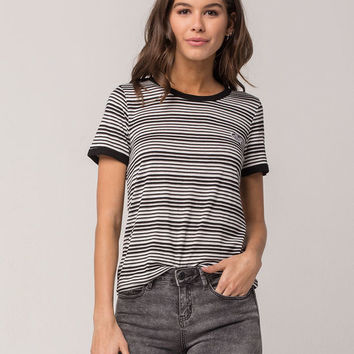 VANS Mood Ring Womens Ringer Tee