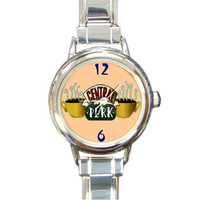 FRIENDS TV show Central Perk Italian Charm Watch