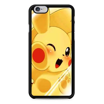 Pokemon Pikachu 3 iPhone 6/6S Case