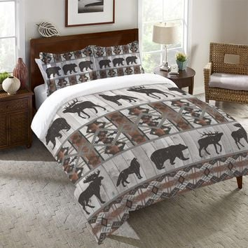 Southwest Lodge Duvet Cover