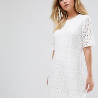 Selected Lace Dress at asos.com