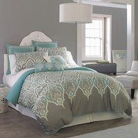 jcpenney - Kashmir Duvet Cover Set & Accessories - jcpenney